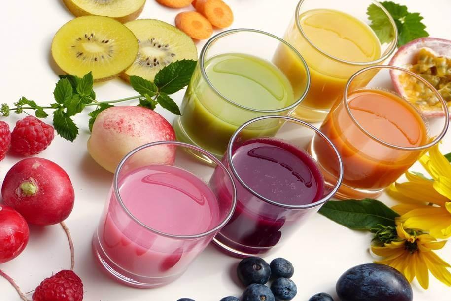 As 5 Melhores Receitas de Suco Detox